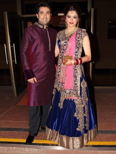 Aamna Sharif Wedding Pictures : Manish Malhotra ...