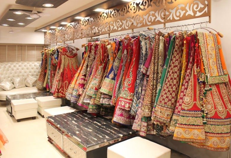 Where To Buy Bridal Lehengas In Chandni Chowk With Price
