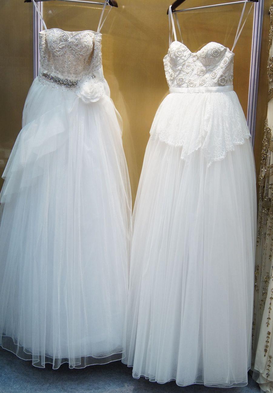 Christian Wedding Gowns Girls Dhoti