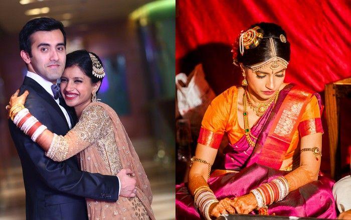 cross cultural wedding-delhi