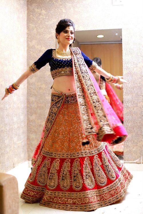 Bridal Lehenga Shopping In Chandni Chowk Bride Urvashi Recounts