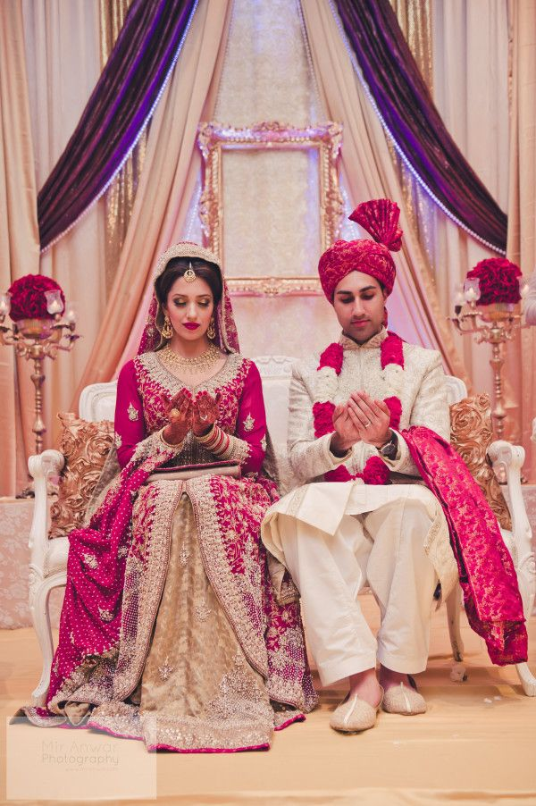 A Pakistani wedding with a gorgeous bride : Safa & SM  WedMeGood