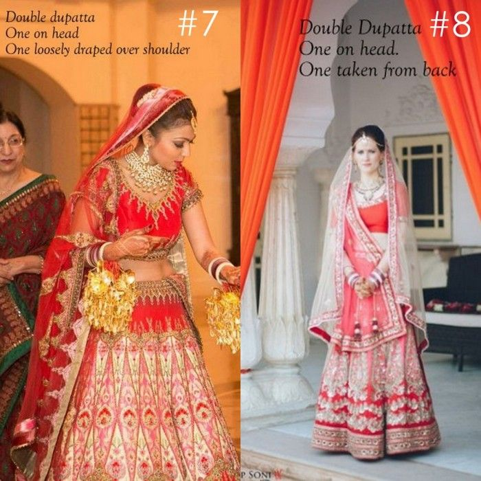 25 Dupatta Draping Styles To Drape Your Way To