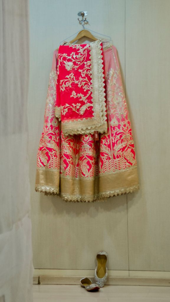 hot-pink-and-gold-bridal-lehenga
