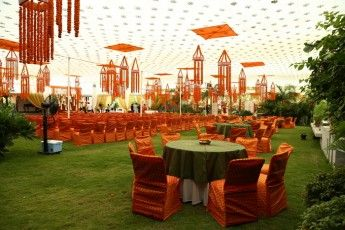 orange-weddingdecor