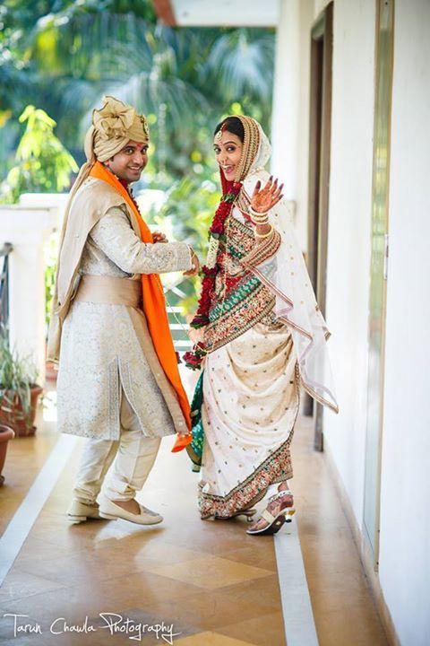 An Intimate Gujarati Wedding In Silvasa Wedmegood