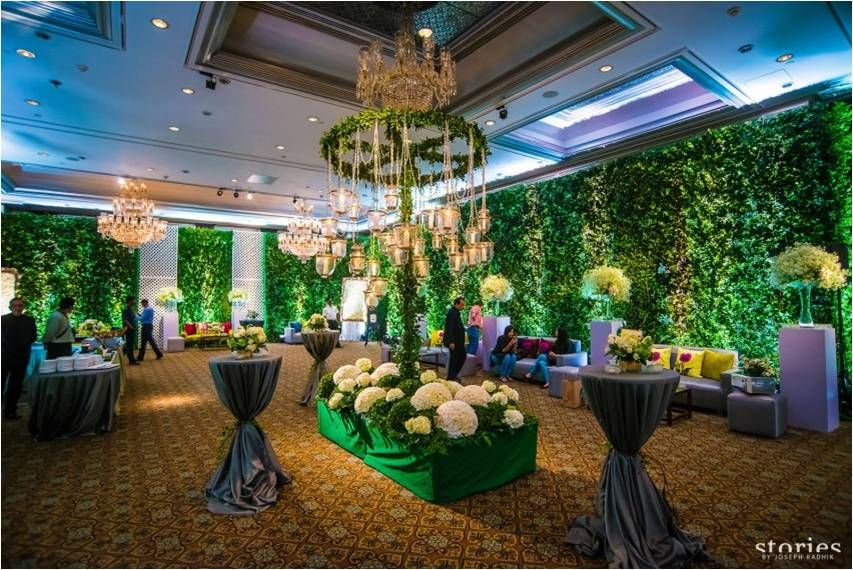 7 indian wedding themes that totally wow wedmegood indoor garden theme designed by devika narain when she worked for the wedding design company photography by joe radhik junglespirit Gallery