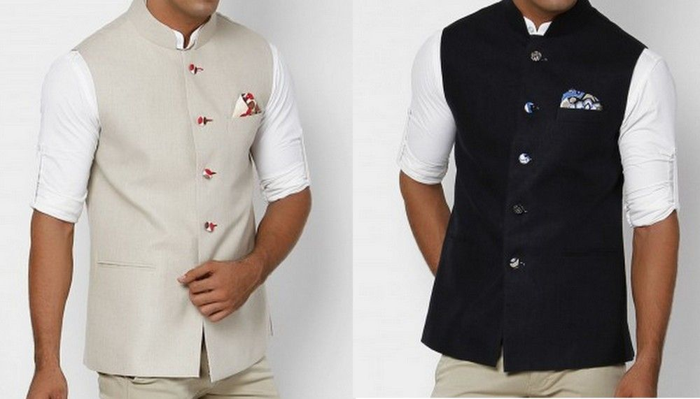 5 Ways To Style The Nehru Jacket For The Indian Groom Wedmegood