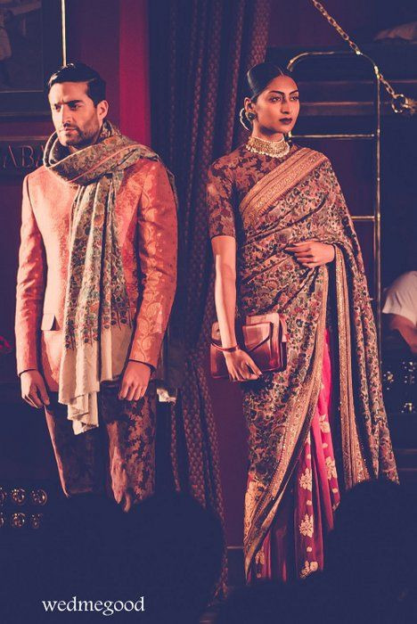 Sabyasachi's Vintage Bridal Collection 2014: 'Ferozabad ... Sabyasachi Bridal Collection 2014