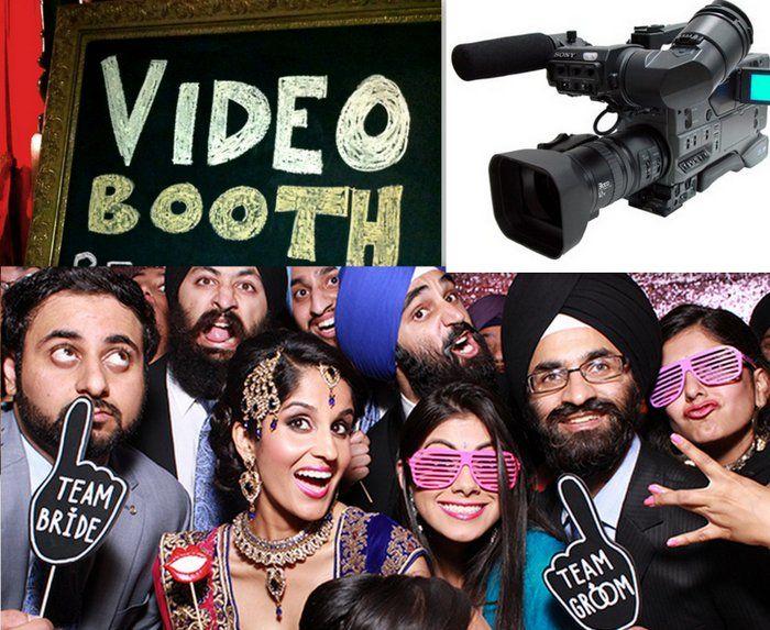 video-booths-Indian-weddings