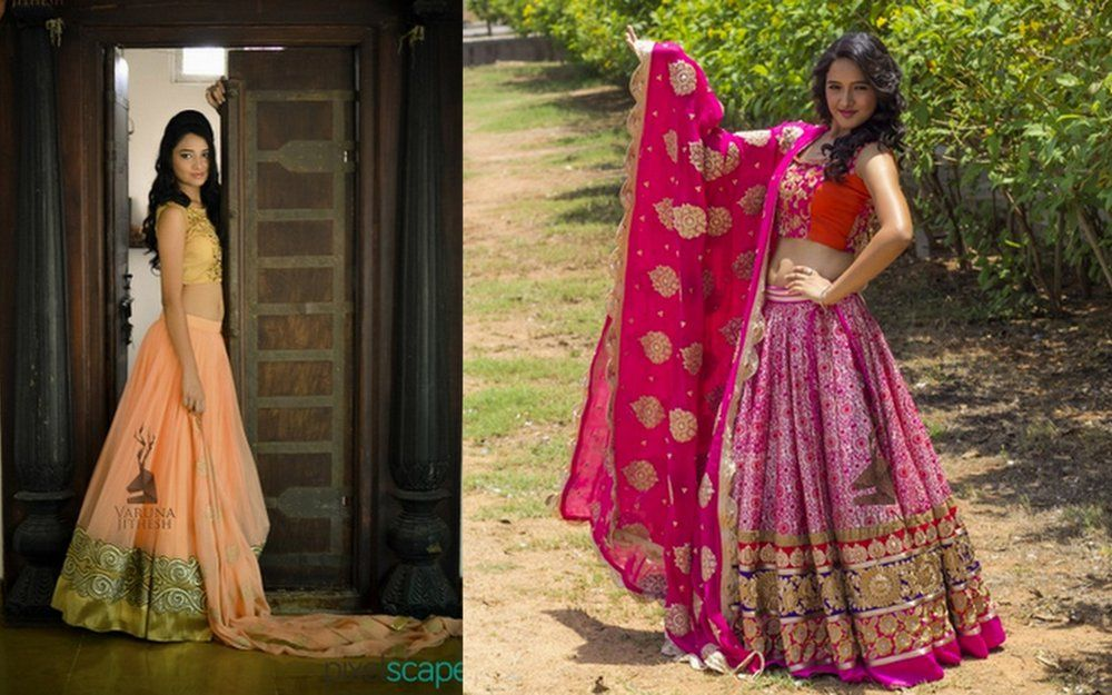 Where to shop for Bridal Wear in Hyderabad (Part 1: Lehengas