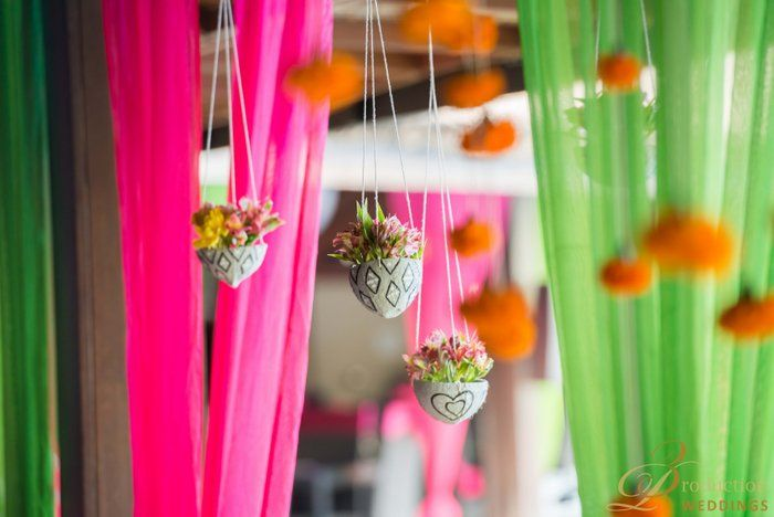 South Indian Wedding Decoration Ideas: A Bangalore Wedding With Character At Temple Tree Leisure