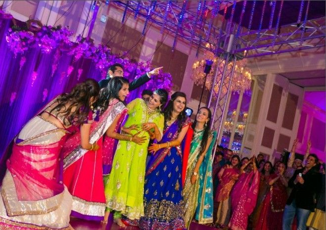 Let the games begin fun stuff to get your sangeet rolling wedmegood final junglespirit Images