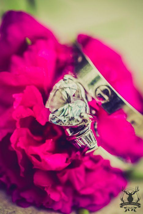 heartshaped-engagement-ring