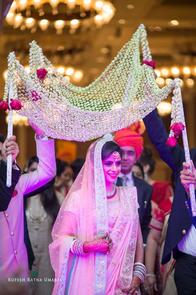 Mehndi Flower Canopy : Bridalentry creative ways to do quot phoolon ka chaddar