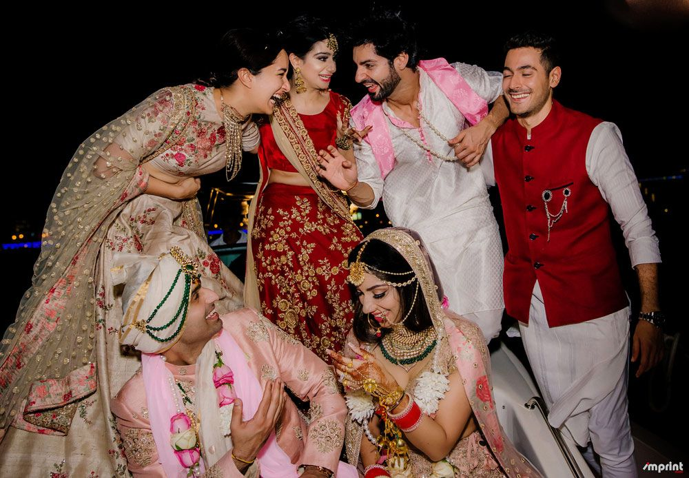 Ashni biyani wedding