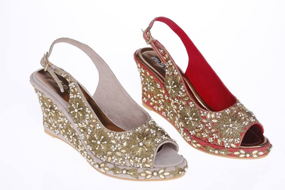 fccd457e647 6 Places That Customise The Ultimate Bridal Shoe!