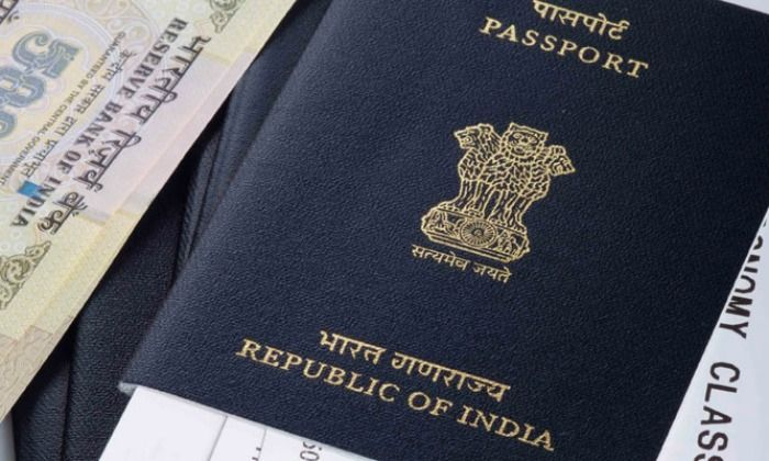Updating passports after marriage