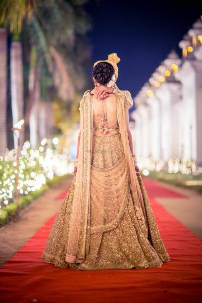 Glorious Nawabi Themed Palace Wedding In Hyderabad With A