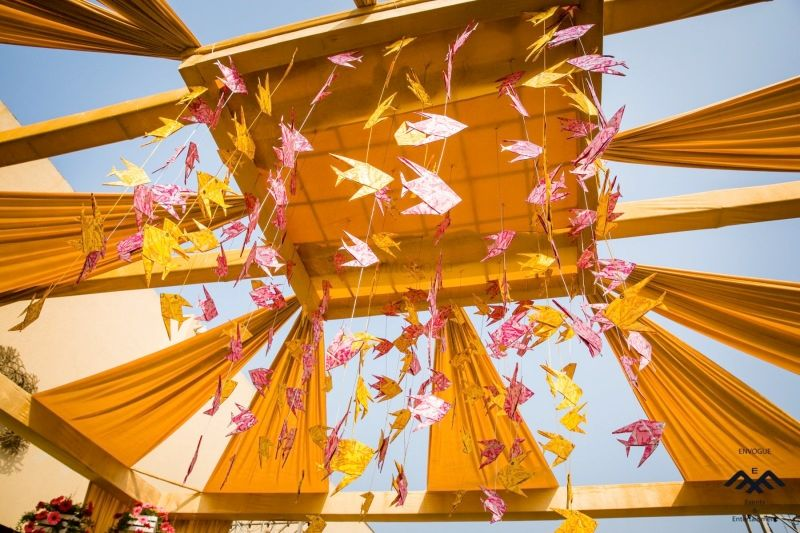 New Age Hangings We Spotted At Real Weddings Knockout