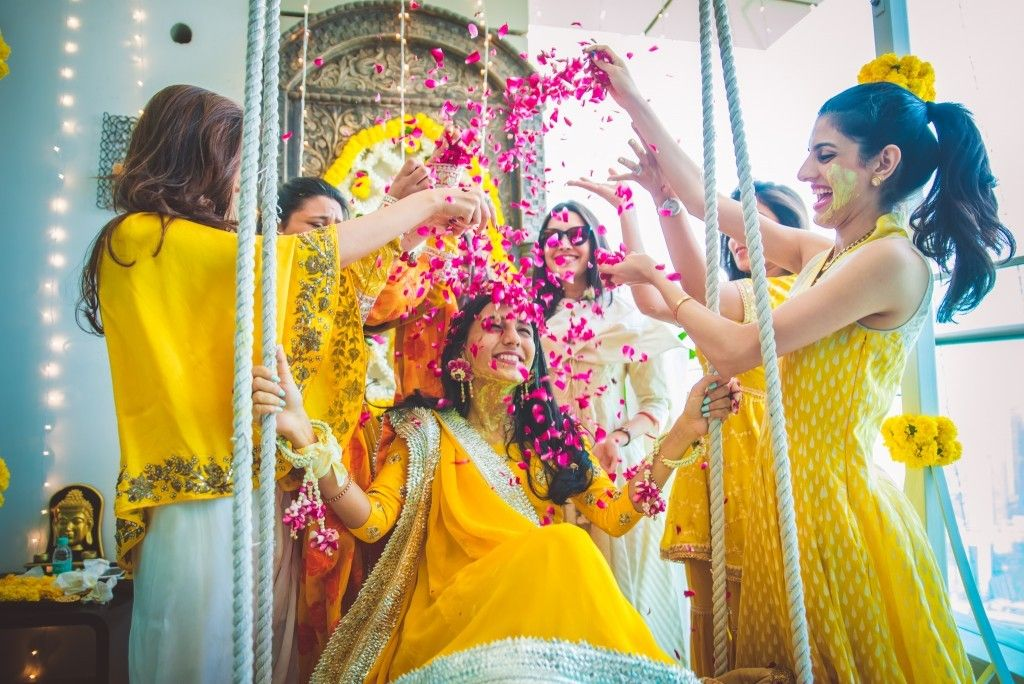 The Best Photo Ideas For Your Haldi Function Wedmegood