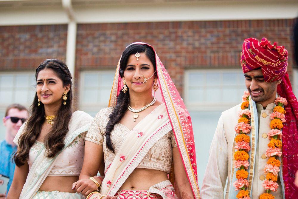 Dreamy Modern Wedding Which Raised Money For Charity