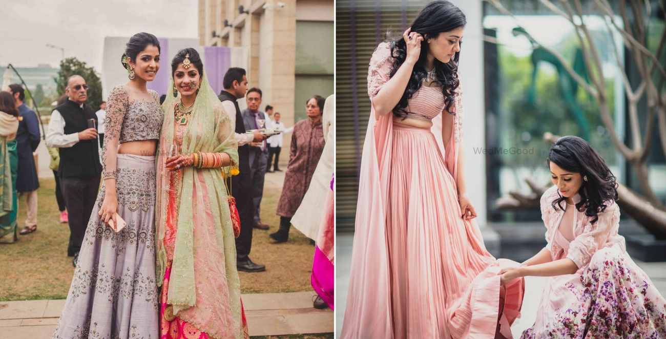 Indian Bridesmaid Duties 101 : A Checklist For the Sister