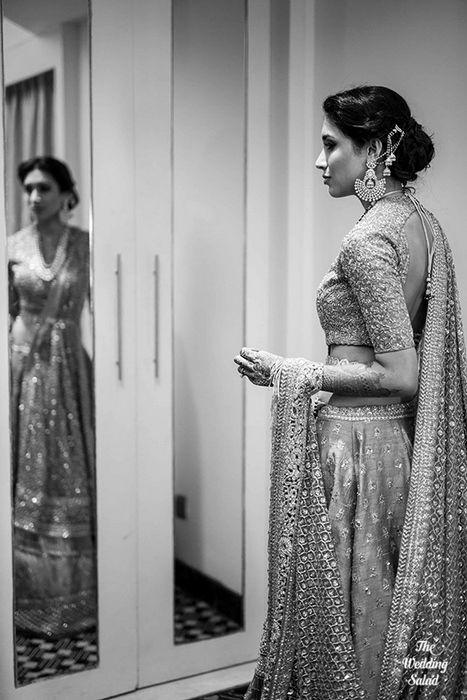 14 Manoshi _ Atit, Mumbai Wedding at Renaissance, The Wedding Salad_