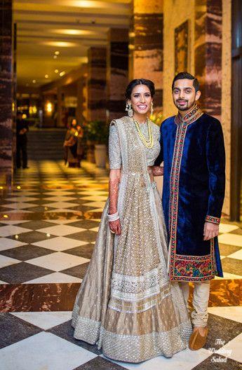 16 Manoshi _ Atit, Mumbai Wedding at Renaissance, The Wedding Salad_