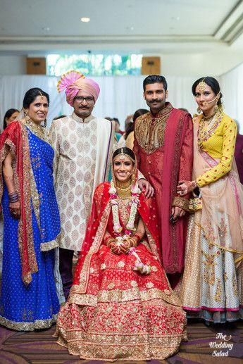35 Manoshi _ Atit, Mumbai Wedding at Renaissance, The Wedding Salad_