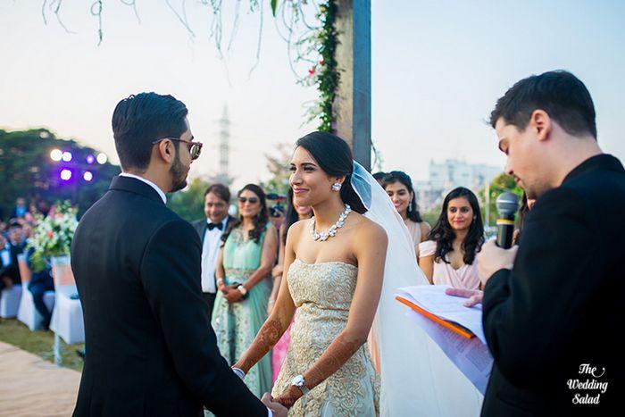64 Manoshi _ Atit, Mumbai Wedding at Renaissance, The Wedding Salad_