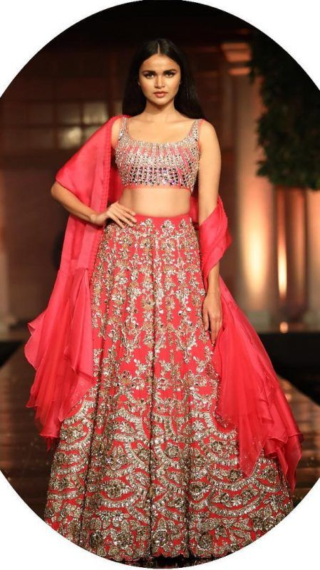 21231f1915 ... as another bride has- if you like it, you can get it altered and  customised to make it your own special lehenga! But of course,  customisations come at ...