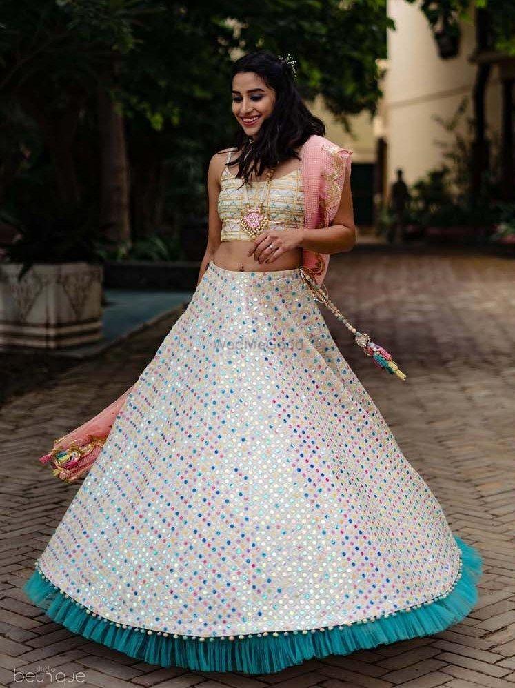 indian wedding dress for short height girl