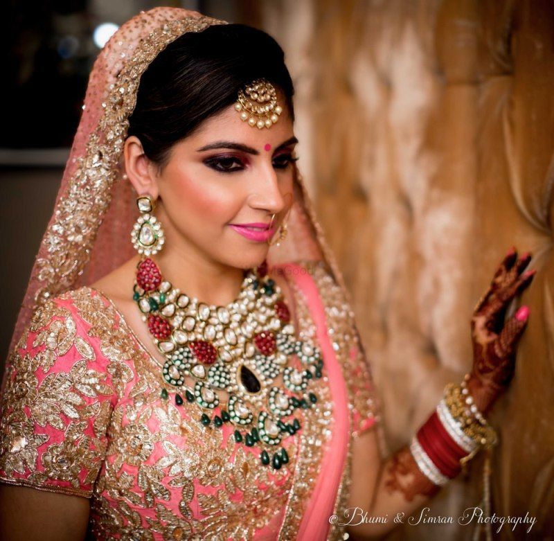 5842574863 The Most Innovative Ways to Match Your Jewellery and Lehenga ...