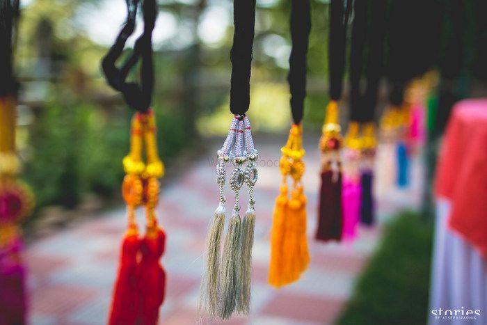 DIY Haldi decor ideas