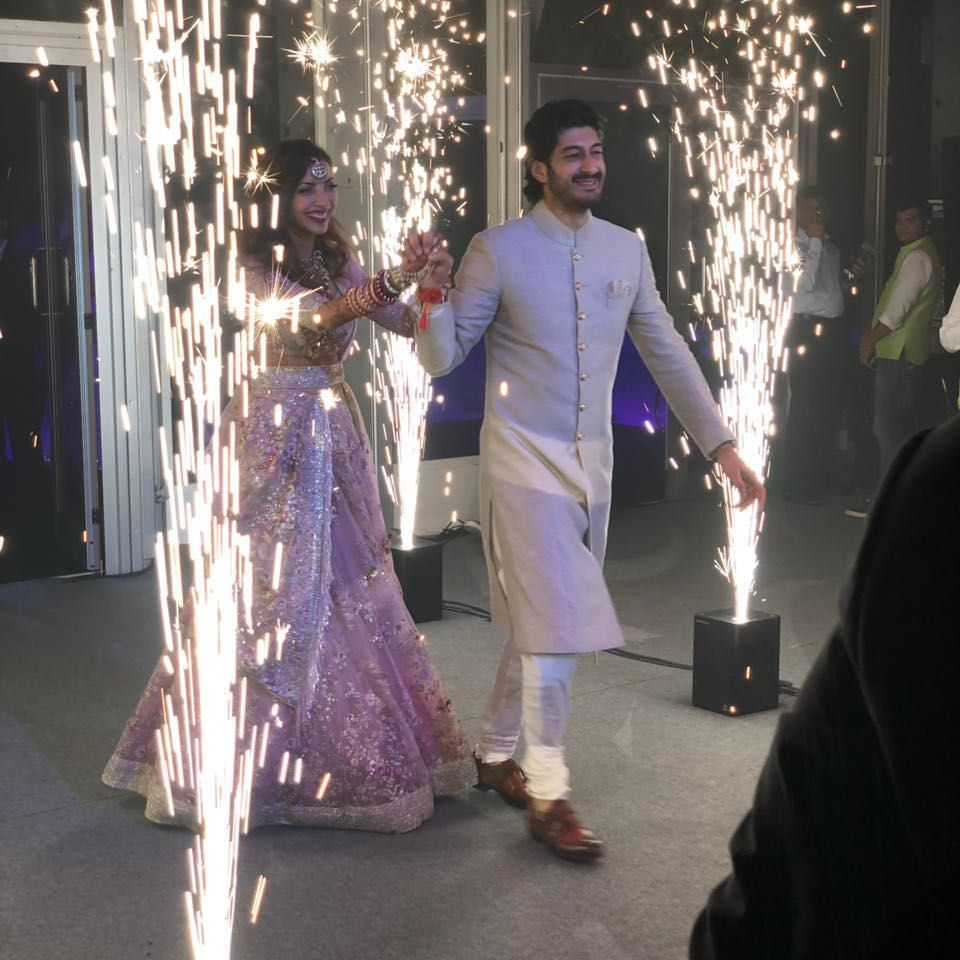 Sonam's Cousin Mohit Marwah Marries Antara Motiwala And We Got You