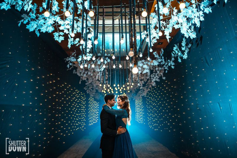 7 Super Cool Ideas We Spotted At This Chic Delhi Wedding! | WedMeGood