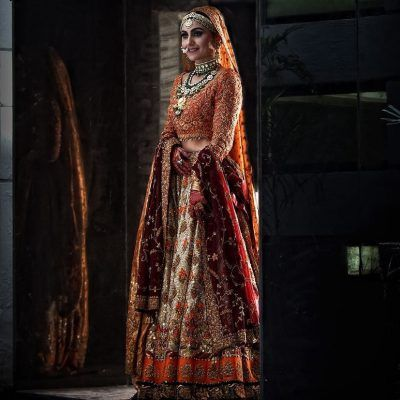 9693e50f7c Bunto is famous for her intricate resham rosette bridal work and Ivory  kamdani ensembles. These are a big hit in Pakistan, and not just with brides,  ...