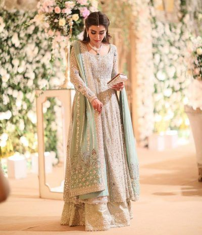0da0fd487d Bunto Kazmi Couture. Bunto is famous for her intricate resham rosette  bridal work and Ivory kamdani ensembles. These are a big hit in Pakistan ...