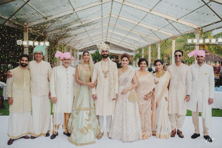 Family wedding picture ideas