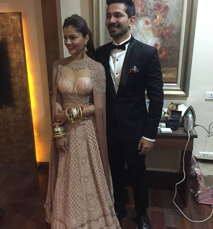 Rubina Dilaik Got Married & We're Crushing Over Her Bridal Look