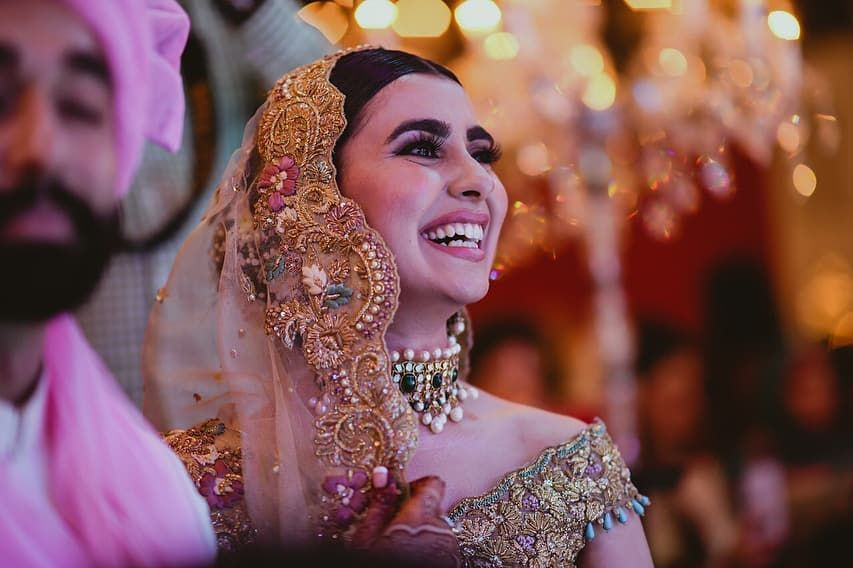 68f1c2cbfc This Pakistani Bride's Outfits Are Taking Over Instagram! | WedMeGood