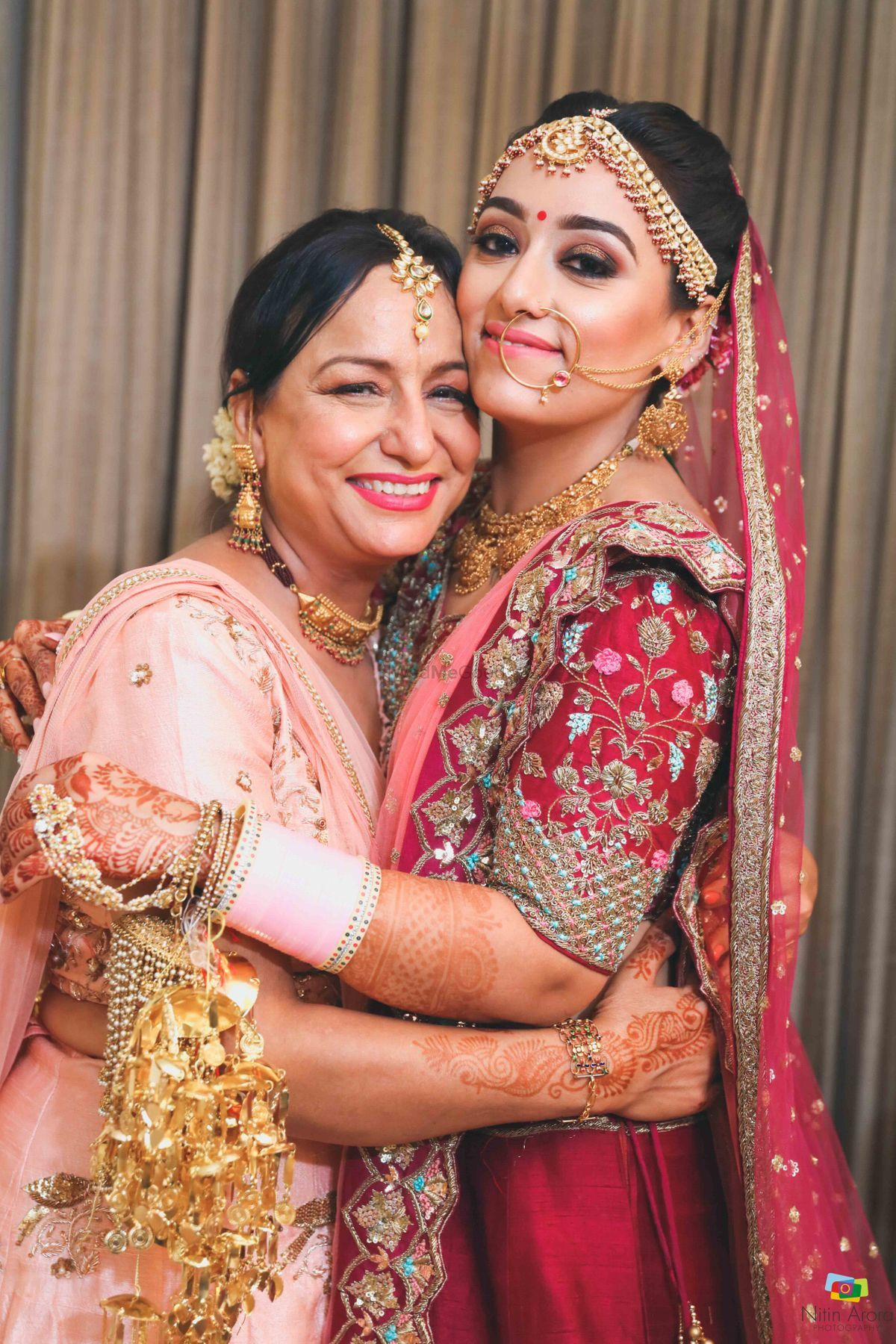 Makeup ideas for the bride's mother