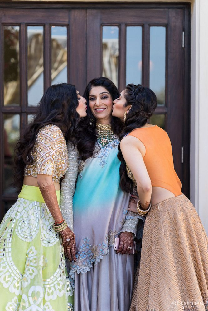 Wedding picture ideas with mother