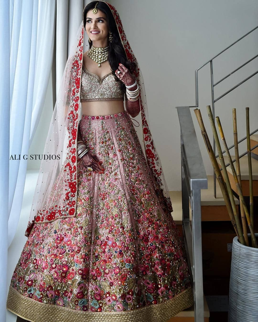 66ecb36cfa 50+ Lehenga Blouse Designs To Browse & Take Inspiration From ...