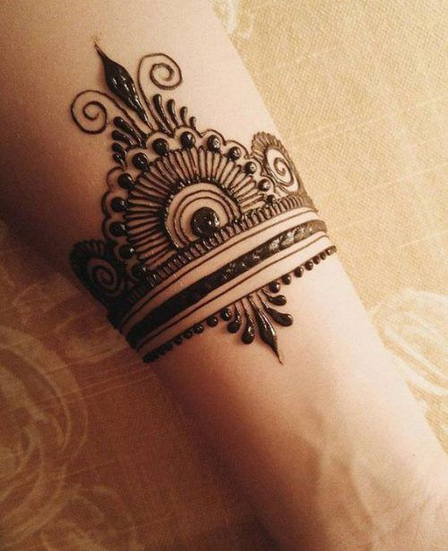 7964694e9c36a 30+ Arabic Mehndi Designs For The Brides Who Want Something Unique ...