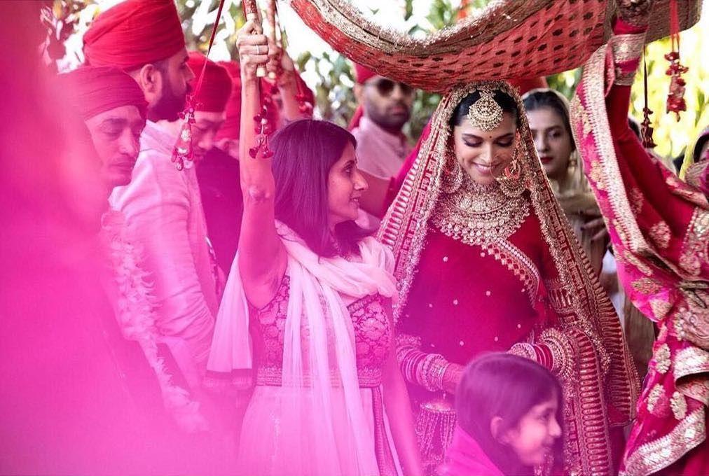Deepika Padukone wedding jewellery