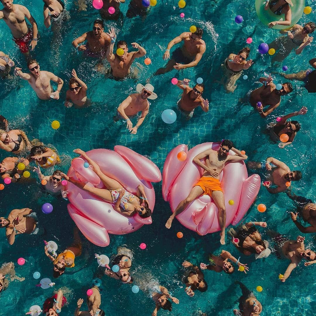 Pool Party Ideas To Make Your Event More Fun! | WedMeGood