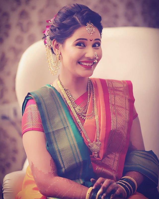 453c62df7aea3 Maharashtrian Bridal Looks That We Absolutely Loved! | WedMeGood