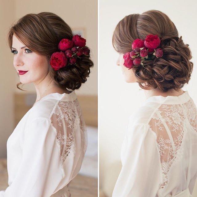 Hairstyles Wedding Party: Wedding Reception Hairstyles Trending In Indian Weddings